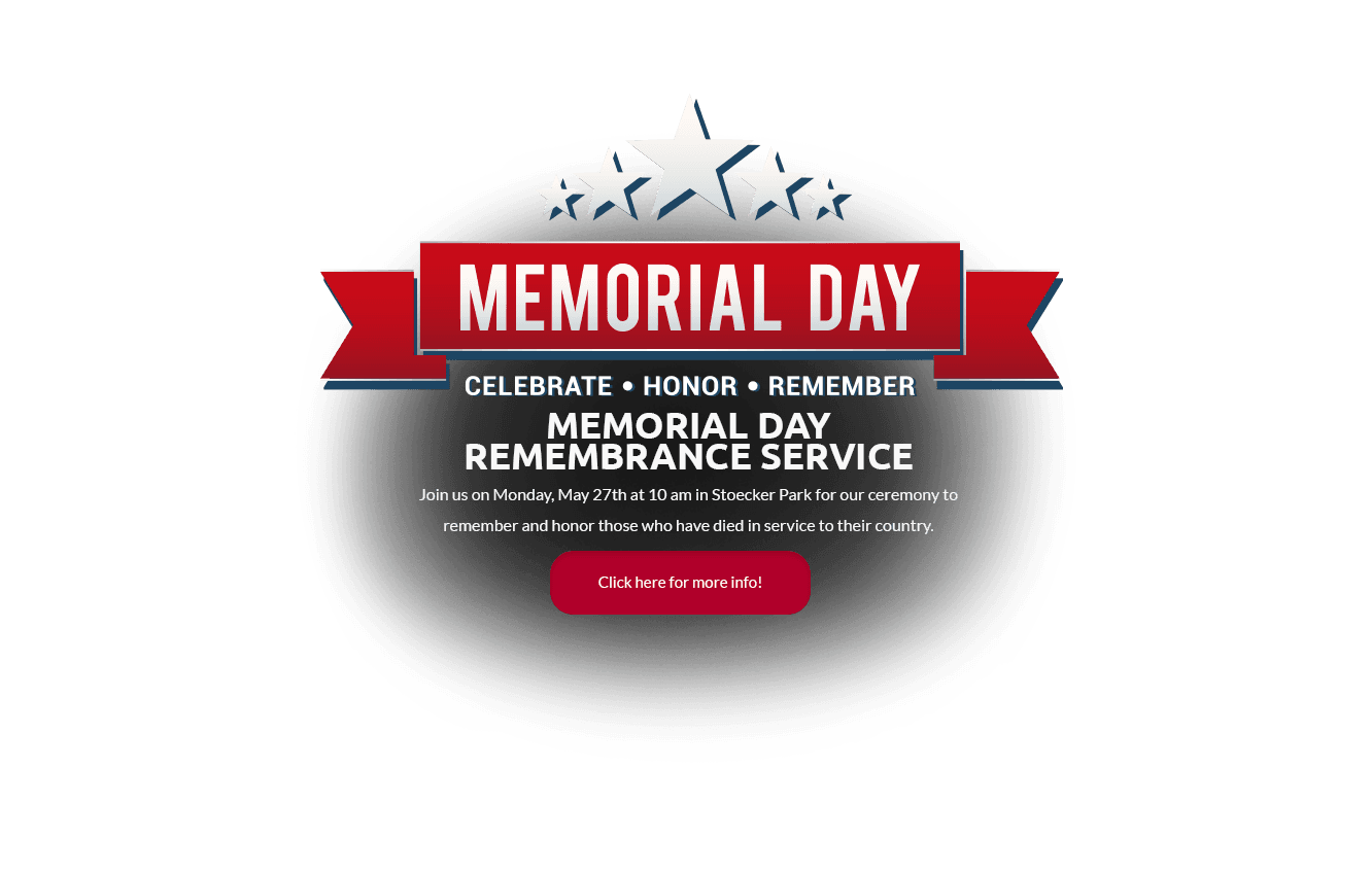 Spotlight - Memorial Day