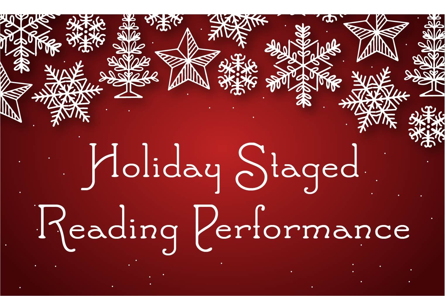 Holiday Reading Performance