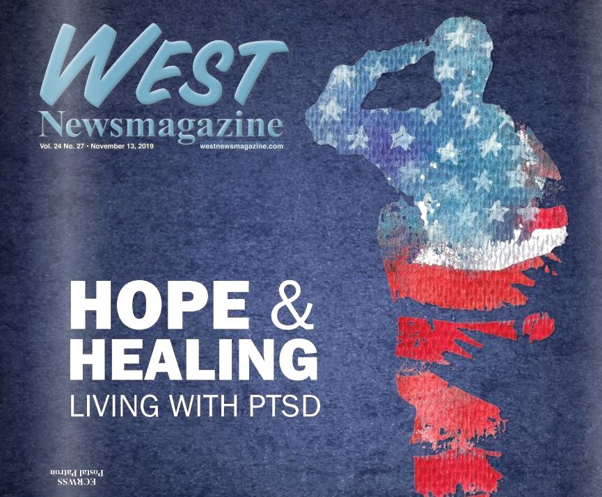 West News Veteran Cover