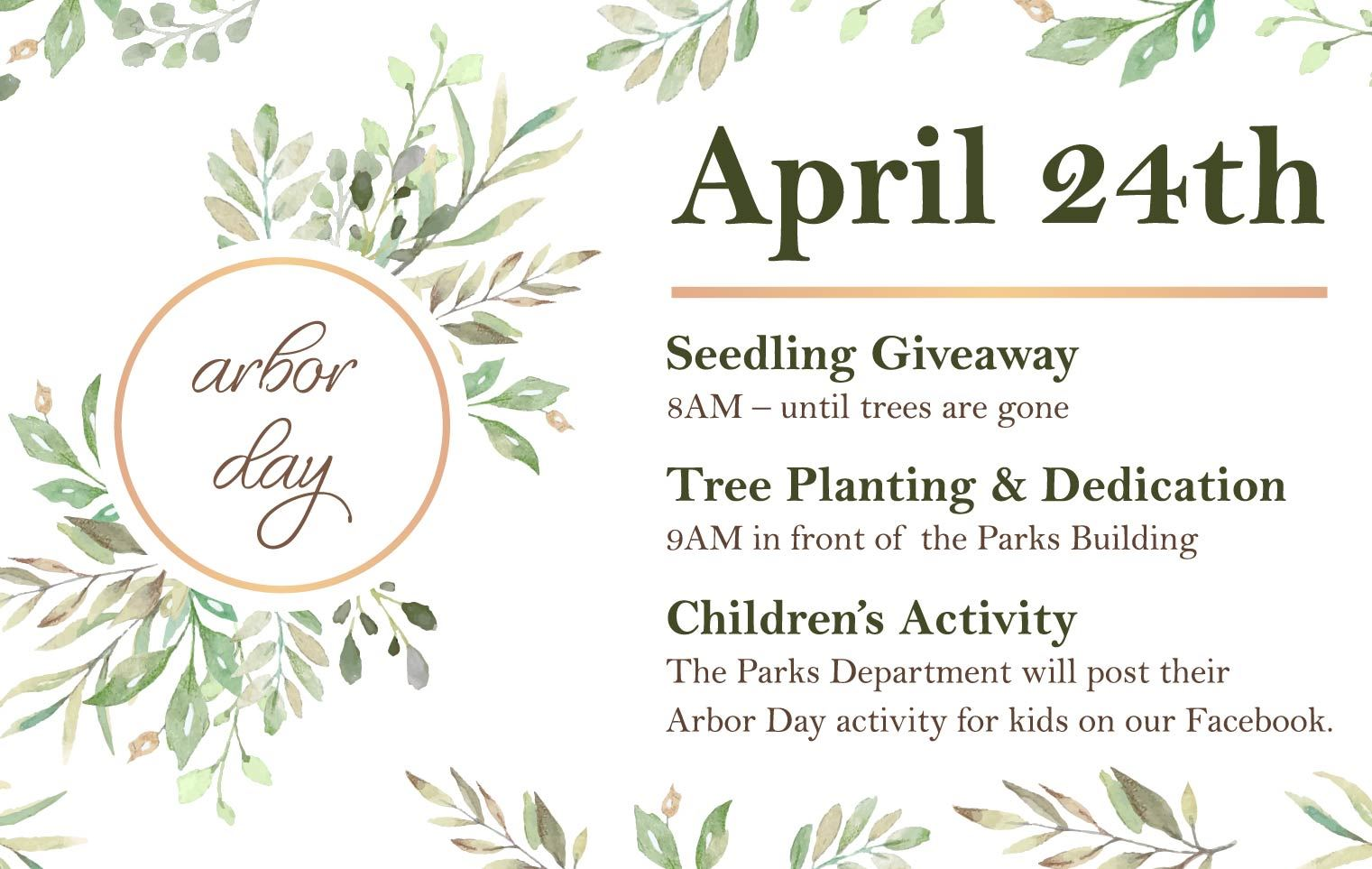 News Section Template - 2021 Arbor Day-01